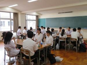 在校生交流会 (2)